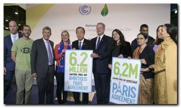 PARIS: La cuestión financiera divide en la cumbre del clima