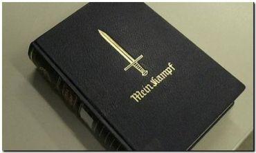"""EL MUNDO: Controversia en Alemania por la reedición del libro de Hitler, """"Mi lucha"""""""