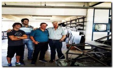AUTOMOVILISMO: Todo listo para Juan De benedictis