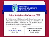 Invitacion Sesiones 2016