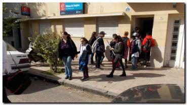 NECOCHEA: Unos 500 alumnos ya tienen su boleto estudiantil gratuito