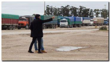 Piden informes sobre la Playa de Camiones