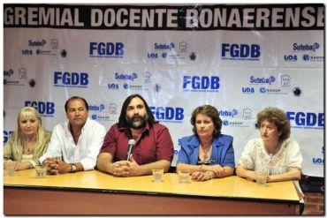 EDUCACIÓN: La Provincia afirmó que iniciará contacto con los docentes
