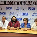 EDUCACIÓN: Gremios advierten a Vidal