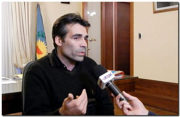 NECOCHEA: Importantes gestiones del Intendente Facundo López