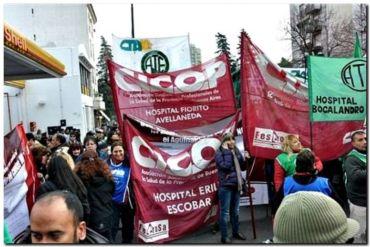 GREMIALES: Esta semana paran los médicos bonaerenses