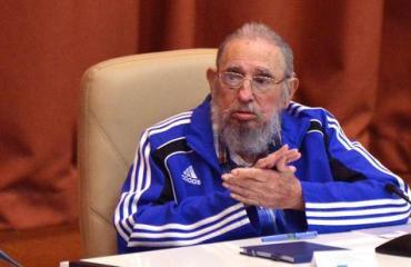 Iniciaron celebraciones por los 90 años de Fidel