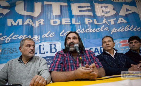 SUTEBA advirtió que el gobierno bonaerense dilata el llamado a paritarias
