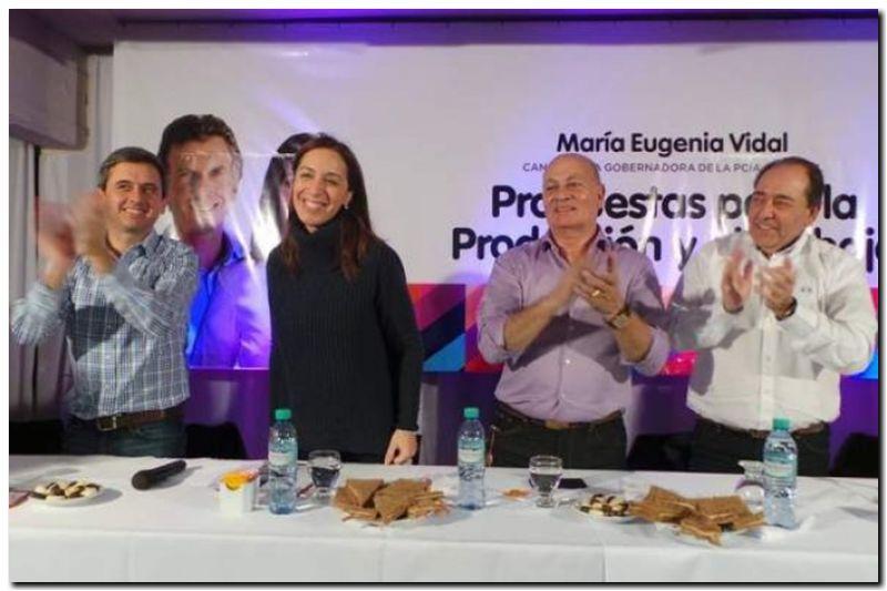 Gerónimo Venegas arma un acto del 17 de octubre para Vidal, pero aún no saben si va