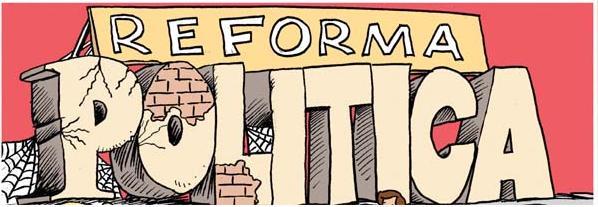 Sale con fritas los sábados… HOY: No hay reforma electoral!!!