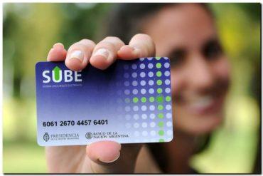 La implementación de la tarjeta SUBE comenzará la semana que viene