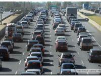 El segundo fin de semana de febrero se mantiene con un gran caudal de autos hacia la costa