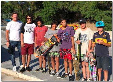 DEPORTES: Skaters de la Costa Atlántica se unen para fomentar el deporte