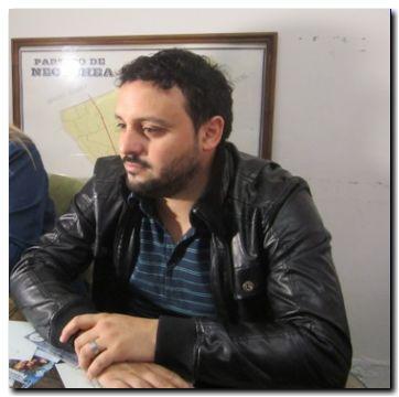 NECOCHEA: El dirigente del Movimiento Evita Luciano Lescano, acusó a Facundo López