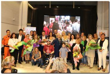 PREMIOS: Propuesta Mujer realizó su entrega anual de distinciones