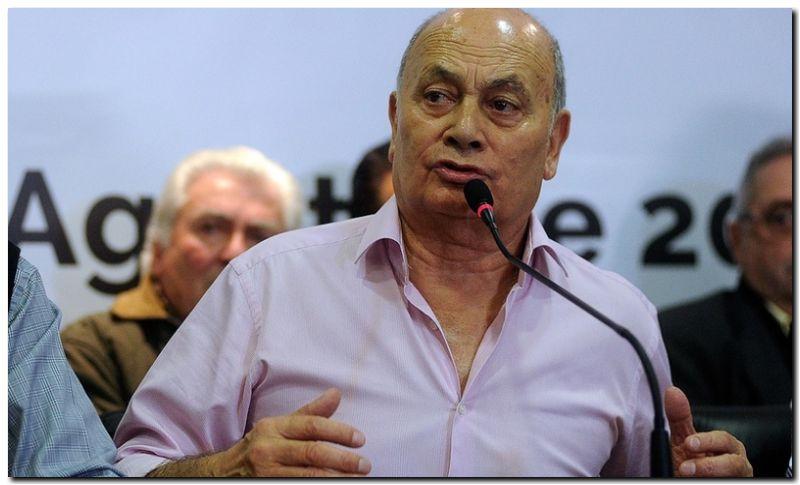POLÍTICA: Venegas puso en duda los motivos del paro