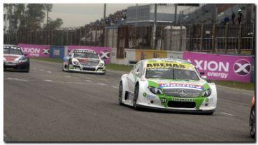 TOP RACE: Fin de semana de mala suerte para La Pantera