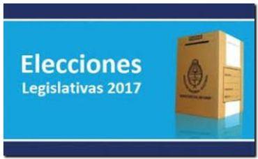 ELECCIONES 2017: Arranca la campaña para las elecciones de renovación legislativa