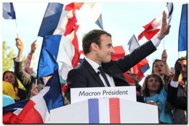 """FRANCIA: Macron denuncia """"masivo ataque"""" hacker"""