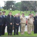 QUEQUÉN: Arturo Rojas en el Acto Aniversario del Nacimiento del Almirante Brown