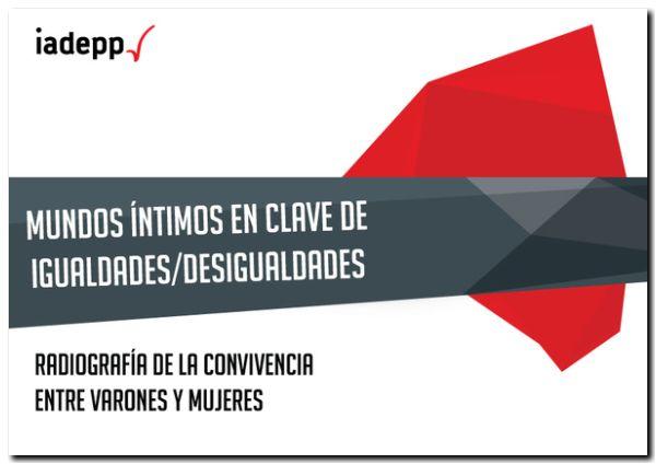 DESIGUALDAD: Una encuesta de IADEPP revela la desigualdad de género en los hogares argentinos