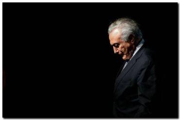 BRASIL: Temer sobrevivió, no será juzgado