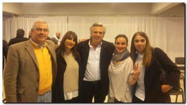 ELECCIONES 2017: Calcabrini en el lanzamiento de campaña de Randazzo