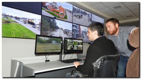 NECOCHEA: El Centro de Operaciones ya tiene su programa de botón antipánico