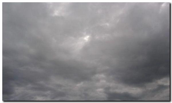 NECOCHEA: Rige alerta meteorológico por fuertes tormentas para hoy
