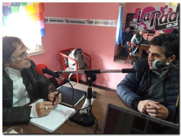ELECCIONES 2017: «La elección de octubre será entre Rojas y yo» dijo el intendente López