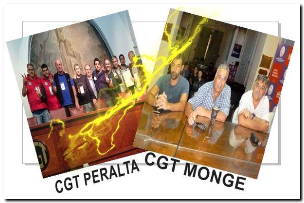 NECOCHEA: ¿La CGT fracturada entre Peralta y Monge?