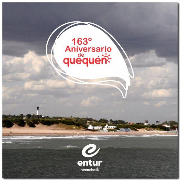 FESTEJOS: Se viene la fiesta por el aniversario de Quequén