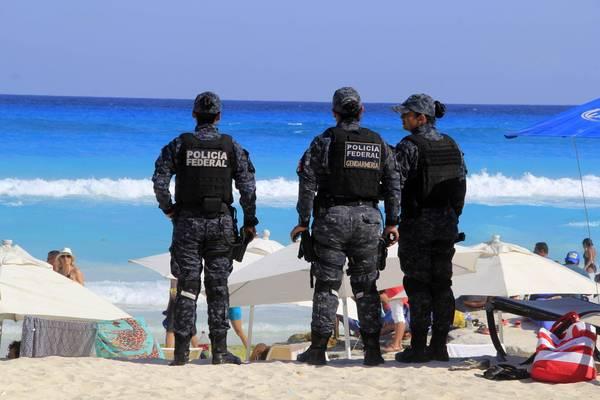 """MÉXICO: """"Verano caliente"""" inhibe a turistas locales"""
