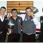 CINCO QUILLES: El necochense Alberto Perez ganó en Chivilcoy