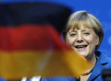 ALEMANIA: Merkel hacia cuarto mandato