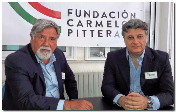 PRESENTACIÓN: Carmelo Pittera llega a la Argentina