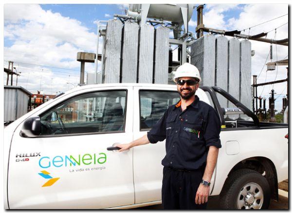 NECOCHEA: Genneia concretó una emisión de acciones por u$s50 millones