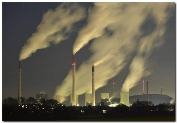 Con el CO2 vamos de mal en peor