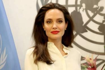 EL MUNDO: Angelina Jolie, violencia sexual es arma de guerra