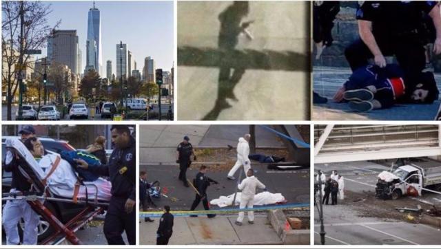EE.UU.: Ataque terrorista en Manhattan, mató a cinco argentinos