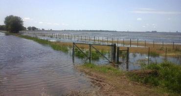 AGRO: La Provincia declara la emergencia hídrica en Necochea y 20 distritos mas