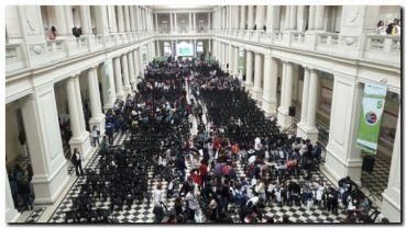 ENCUENTRO: 12 loberenses en Parlamento Juvenil