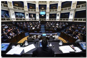 DIPUTADOS: Leyes aprobadas en la provincia de Buenos Aires