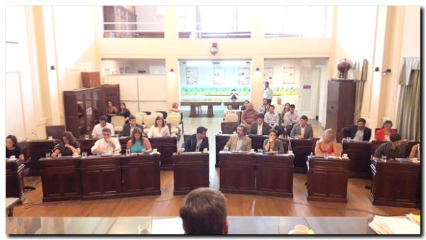 NECOCHEA: Se aprobó por mayoría el Presupuesto Municipal