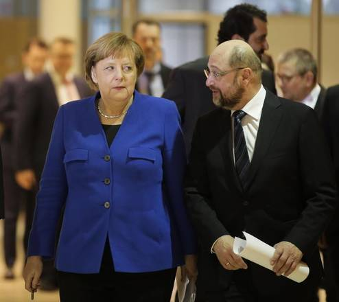 EL MUNDO: Acuerdo Merkel-Schulz destraba la crisis política