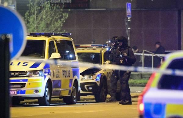 SUECIA: Explosión en estación policial