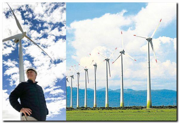 INFORME: Sin licitación, el Grupo Macri compró y luego revendió seis parques eólicos