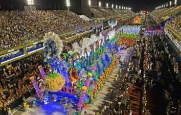 BRASIL: Gana comparsa que criticó la corrupción
