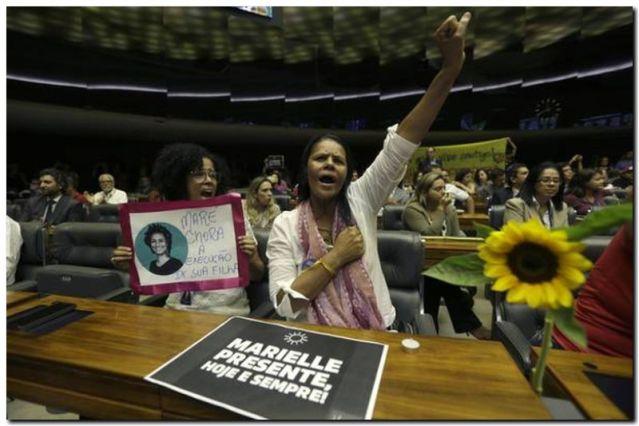 BRASIL: La sombra parapolicial en el asesinato