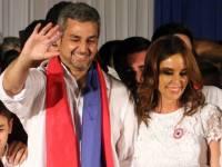 PARAGUAY: Gana oficialista Abdo Benítez